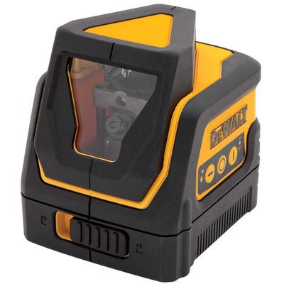 DEWALT Self Leveling 360 Degree Line and Vertical Line