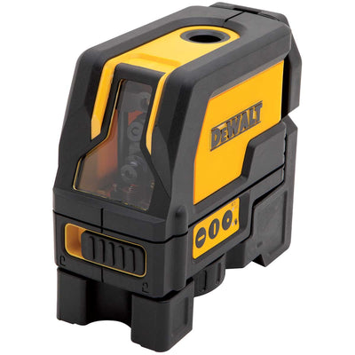 DEWALT Self Leveling Cross Line and Plumb Spots