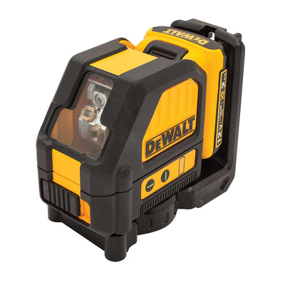 DEWALT 12 V Green Cross Line Laser
