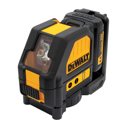 DEWALT 12 V Red Cross Line Laser