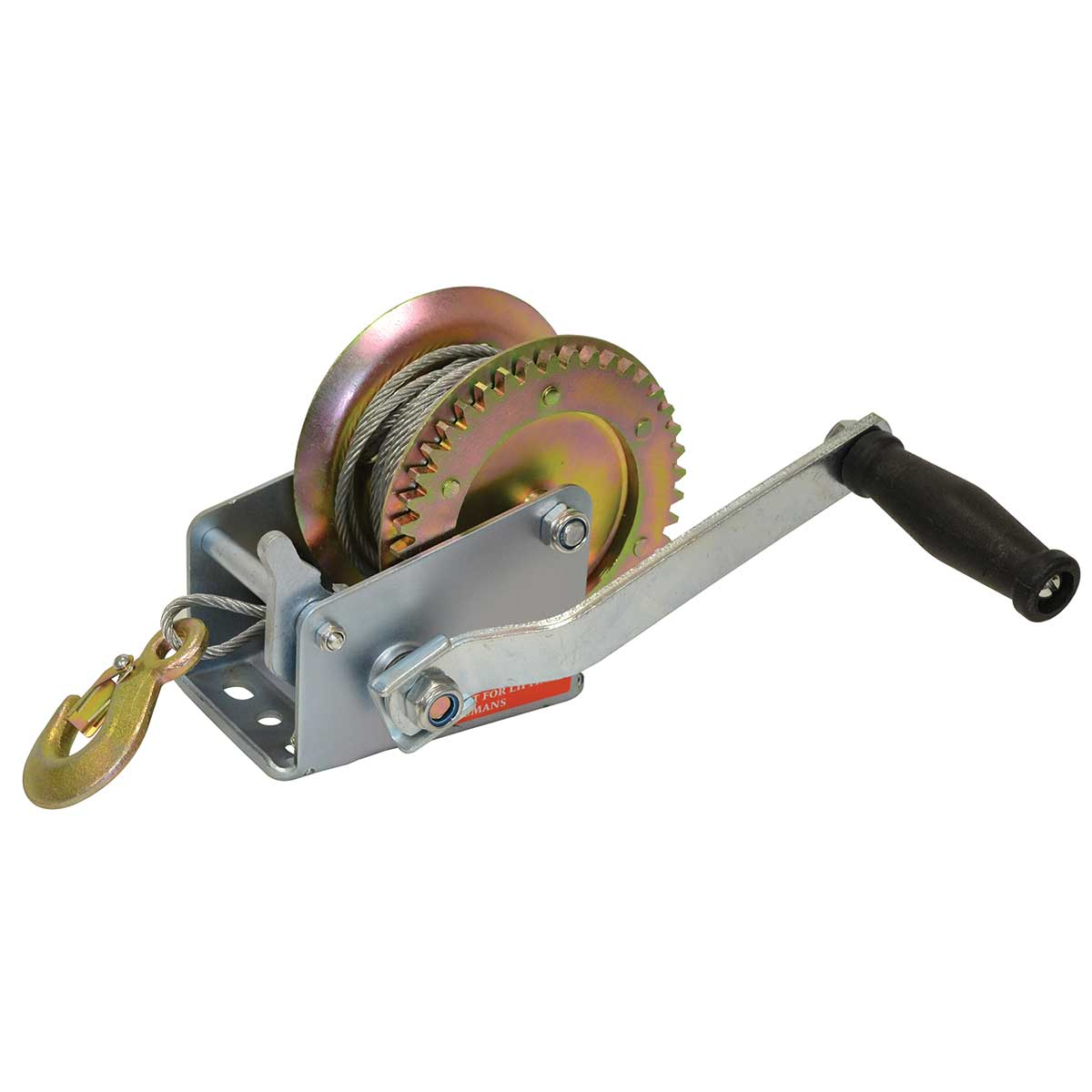 Valley Industries Side Wind Trailer Winch