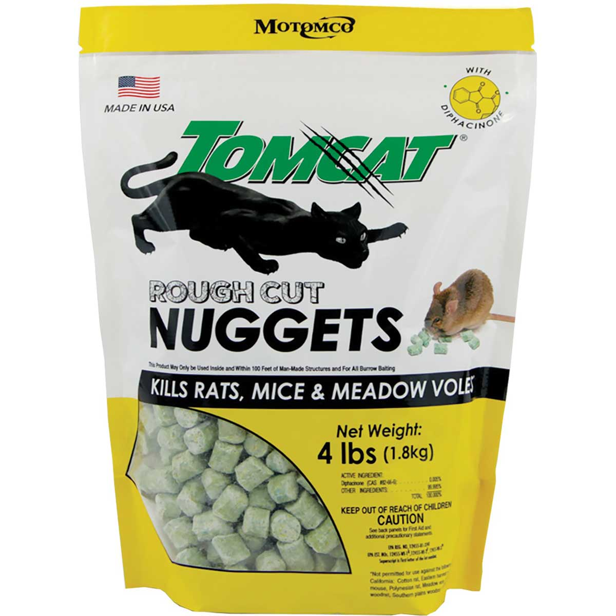 Tomcat Rough Cut Nuggets