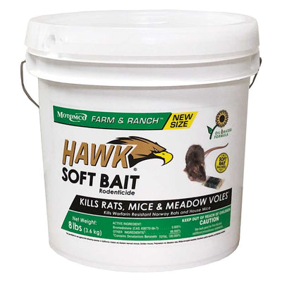 Hawk Soft Bait, 8 lbs