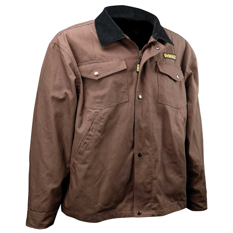 DEWALT® Unisex Heated Tobacco Barn Coat