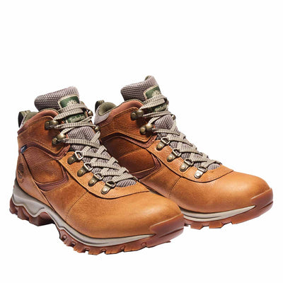 Timberland Tree Men's Mt. Maddsen Mid Waterproof Hiking Boots