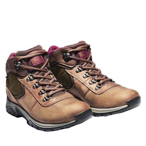 Timberland Tree Women's Mt. Maddsen Mid Waterproof Hiking Boots