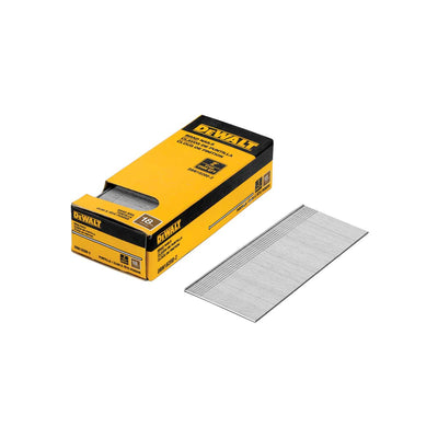 "DEWALT 18 Gauge 2"" Brad Nails 2,500 Ct."
