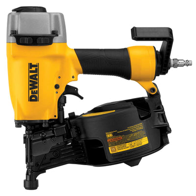 DEWALT 15 Degree Coil Siding and Fencing Nailer
