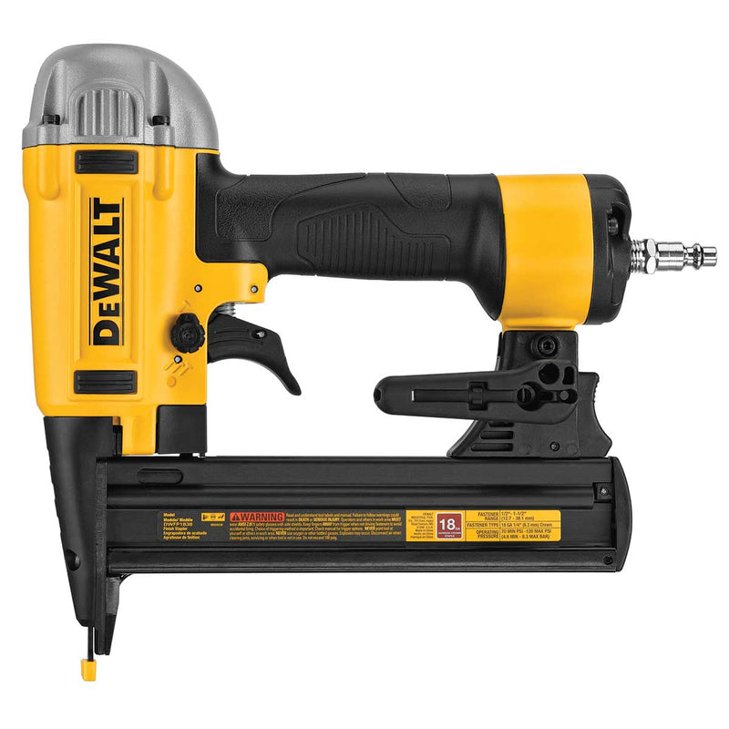 DEWALT 18 Gauge Finish Stapler