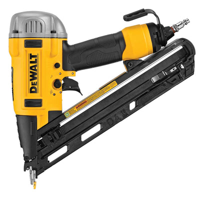 "DEWALT 15 Gauge Precision Point™ ""DA"" Style Finish Nailer"