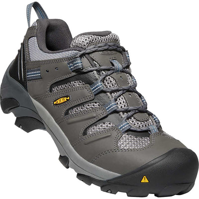 Keen Men's Lansing Low Steel Toe Work Shoe