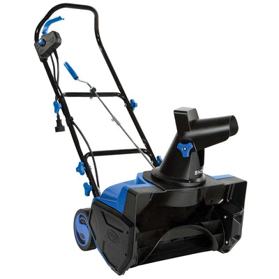 "Snow Joe 18"" Electric Single Stage Snow Thrower with 12 Amp Motor"