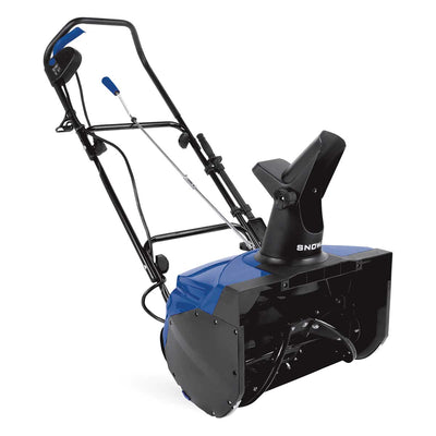 "Snow Joe 18"" Electric Single Stage Snow Thrower with 15 Amp Motor"