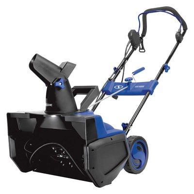 "Snow Joe 21"" Electric Single Stage Snow Thrower with 14 Amp Motor"