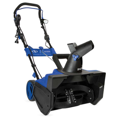 "Snow Joe 21"" Electric Single Stage Snow Thrower with 15 Amp Motor"