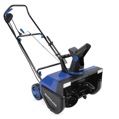 "Snow Joe 22"" Electric Snow Thrower with 15-Amp Motor & Dual LED Lights"