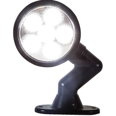 "Buyers Products 5"" LED Clear Articulating Spot Light"