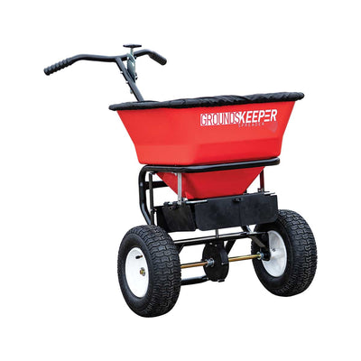 Buyers Products GroundsKeeper Walk Behind Spreader