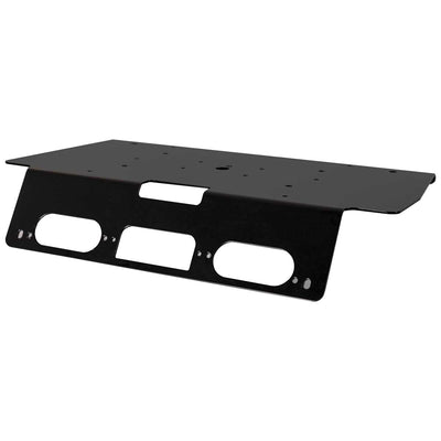 Buyers Products Fleet Series Drill-Free Light Bar Cab Mount