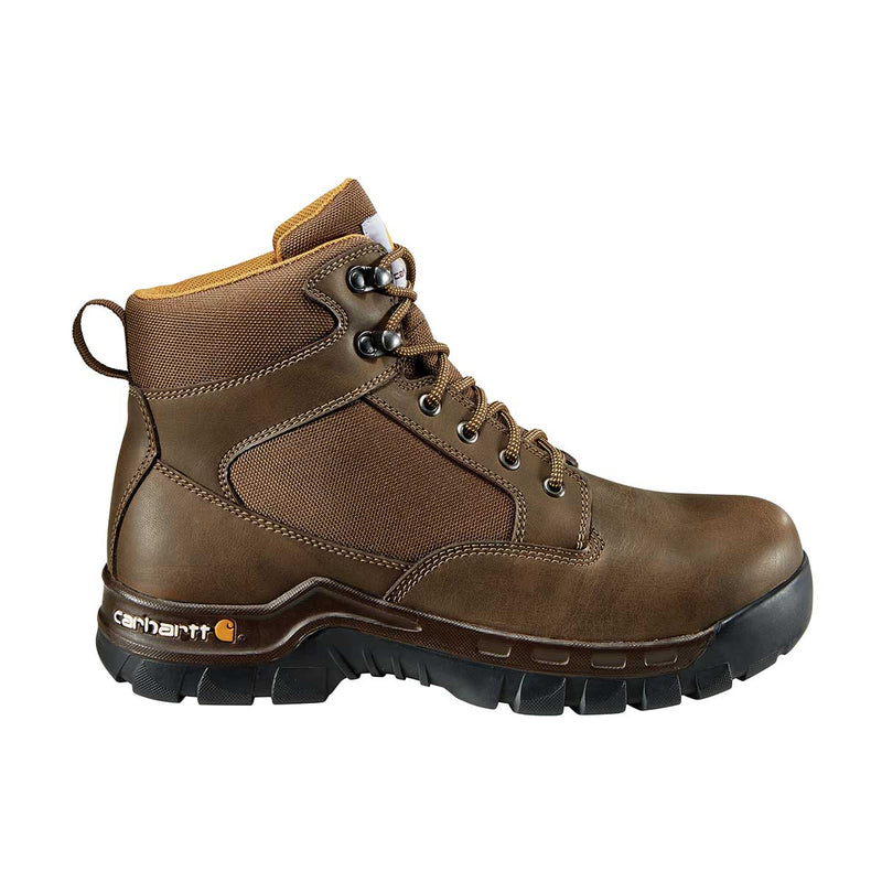 "Carhartt Men's Rugged Flex 6"" Steel Toe Boots"