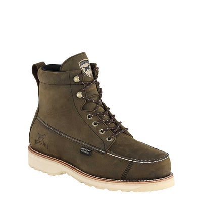 "Irish Setter Men's  7"" Olive Wingshooter Leather Boots"