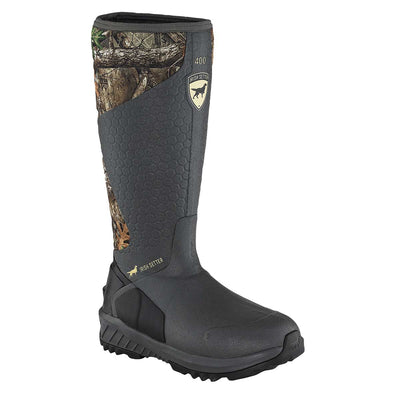 "Irish Setter 17"" MudTrek Unisex 400g Insulated Athletic Fit Rubber Boots"
