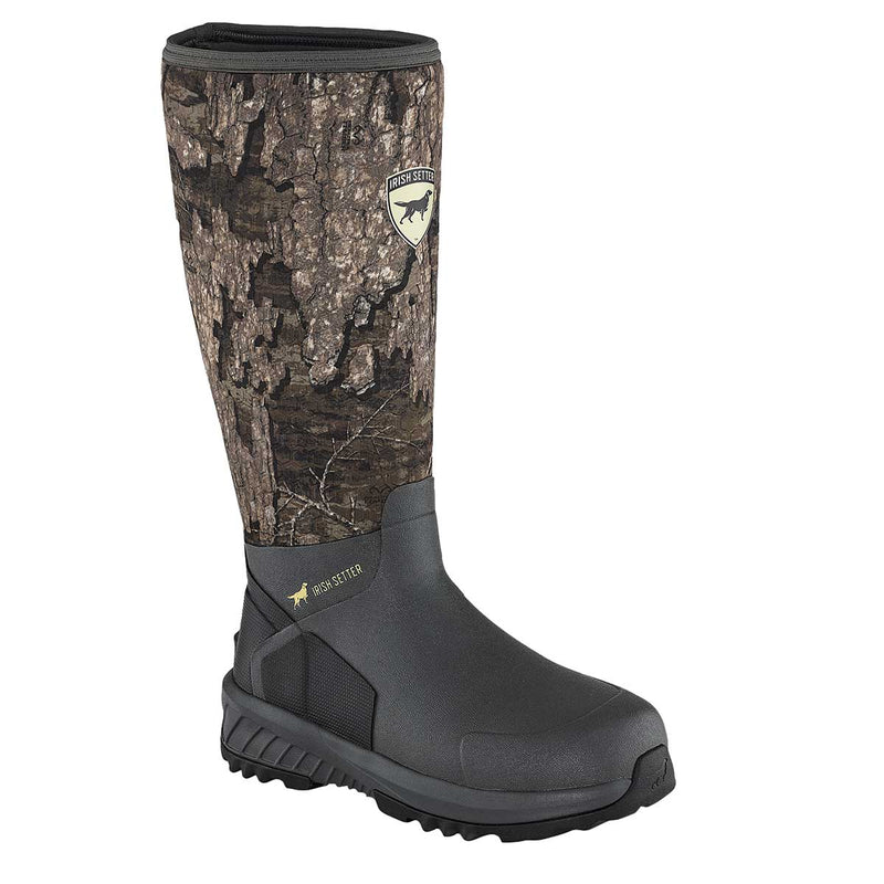 "Irish Setter 17"" MudTrek Unisex Full Fit Unisex Rubber Boots"