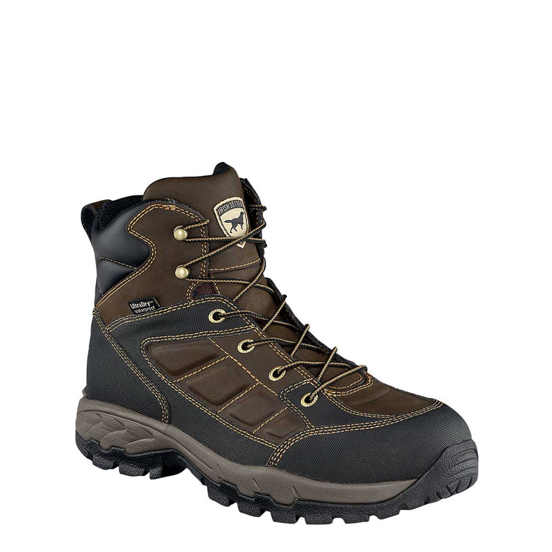 "Irish Setter Men's 5"" Ely Aluminum Toe Hiker Boots"