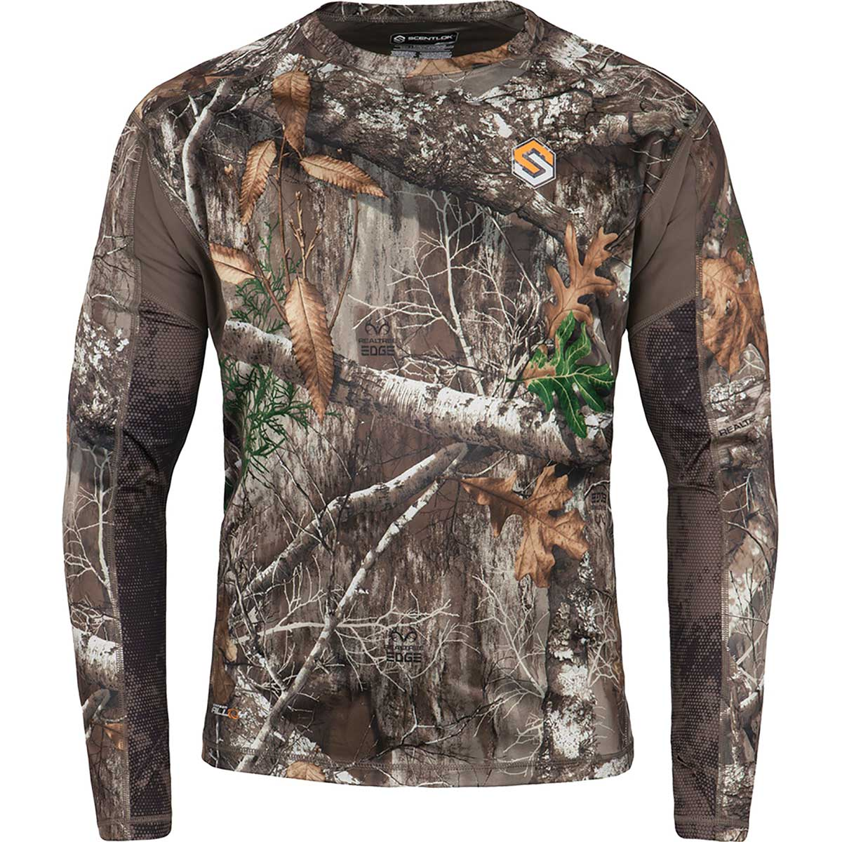 ScentLok AMP Realtree Edge Lightweight Top