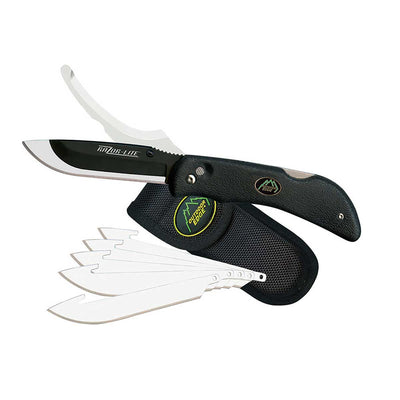 Outdoor Edge Razor-Pro Knife, 6 Blades