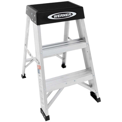 Werner 2' Type IA Aluminum Step Stool