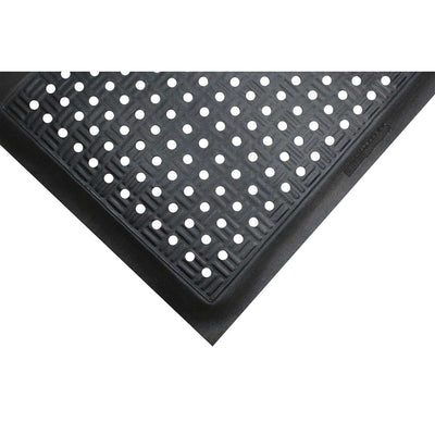 Cushion Station Mat with Holes