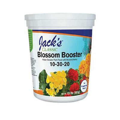 Jacks Classic 1.5 lb Blossom Booster 10-30-20 Fertilizer