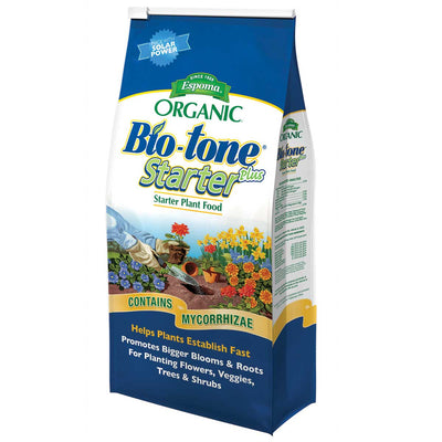 Espoma 4 lb Bio Tone Start Plus w/ Mycorrhizae