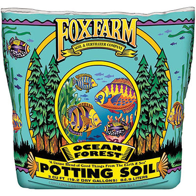 FoxFarm 3 cf Ocean Forest Potting Soil