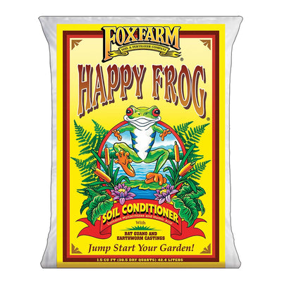 FoxFarm 1.5 cf Happy Frog Soil Conditioner