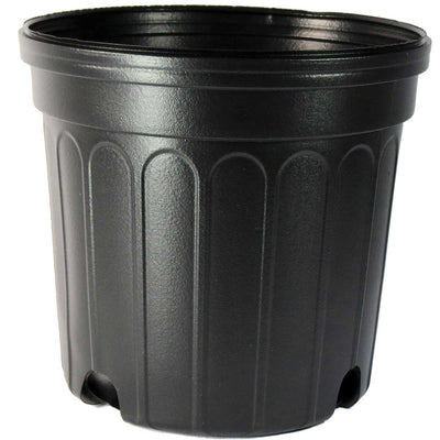 Nursery Supplies® 400CU Blow-Molded Custom™ Trade Pot