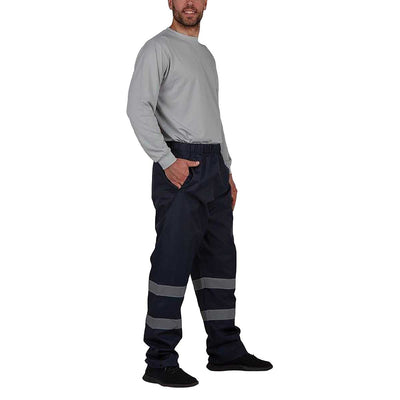 Utility Pro Rain Pants with Reflective Tape