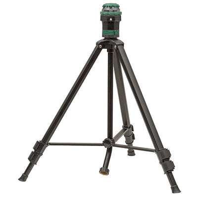 H2O-Six® Gear Drive Sprinkler on Tripod