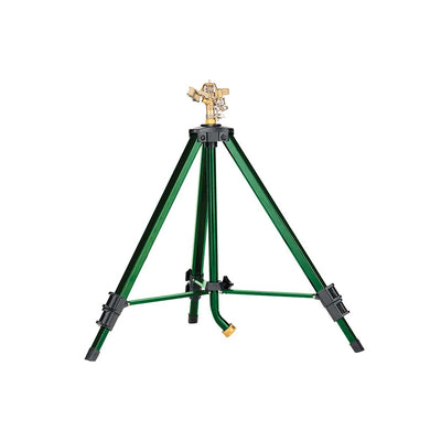 Brass Impact on Tripod