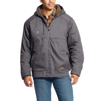Ariat Men's Rebar DuraCanvas Jacket