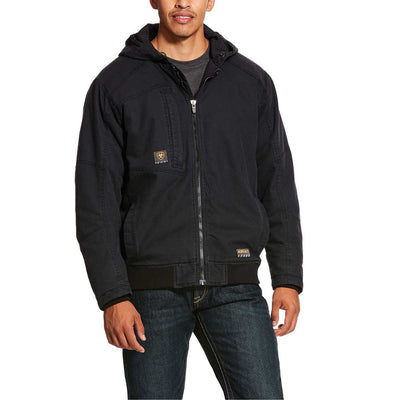 Ariat Men's Rebar Washed DuraCanvas Insulated Jacket