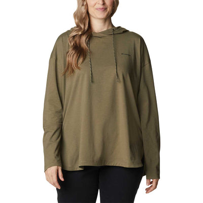 Columbia Women's Sun Trek Hooded Pullover