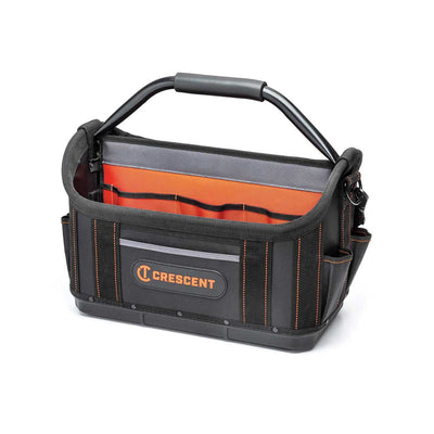"Crescent 17"" Tradesman Open Top Tool Bag"