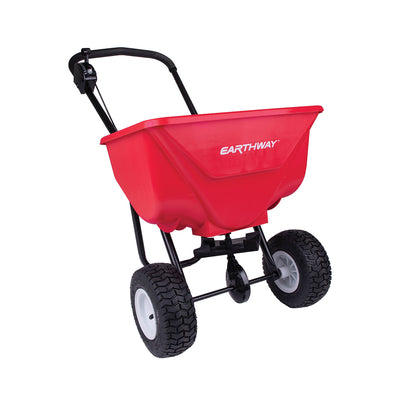 "Earthway® Deluxe 2030P-Plus Spreader with 9"" Pneumatic Wheels"