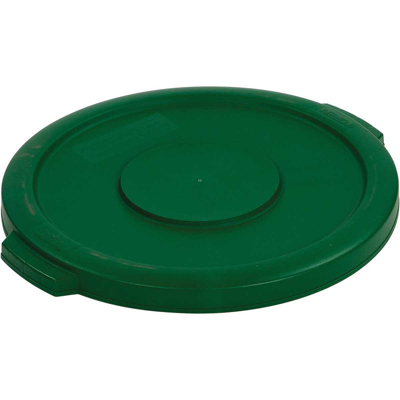 Lid for 55-Gallon Bronco Round Trash Can, Pack of 2