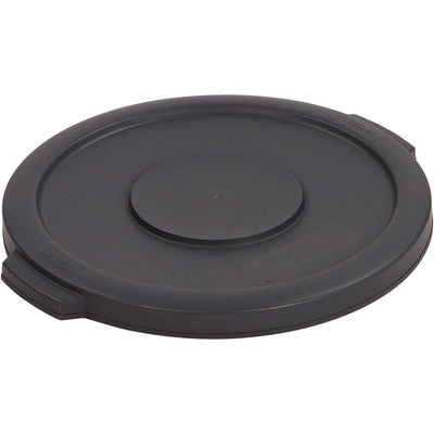 Lid for 32-Gallon Bronco Round Trash Can, Pack of 4