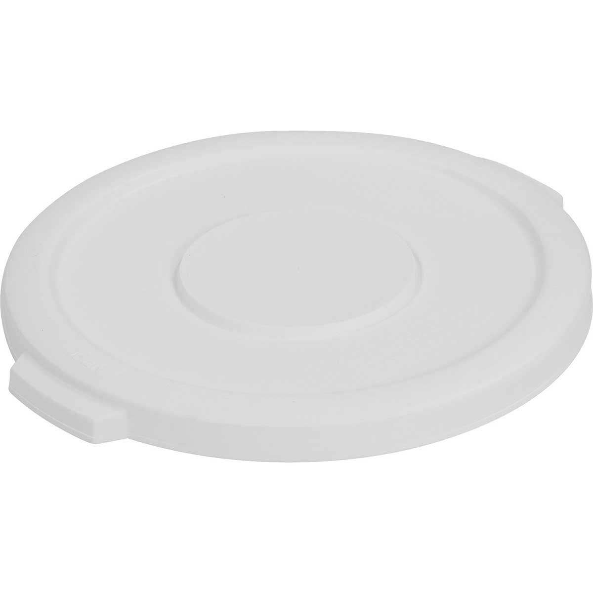 Lid for 20-Gallon Bronco Round Trash Can, Pack of 6