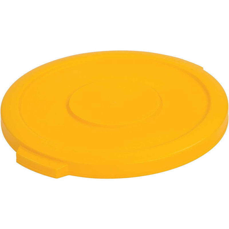 Lid for 10-Gallon Bronco Round Trash Can, Pack of 6
