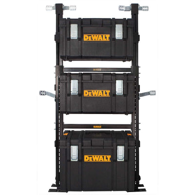 DeWalt ToughSystem Low Van Racking Solution